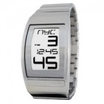 Phosphor eInk World Time Watch
