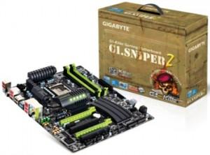 Gigabyte G1 Sniper 2 motherboard