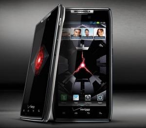 Droid Razr Smartphone