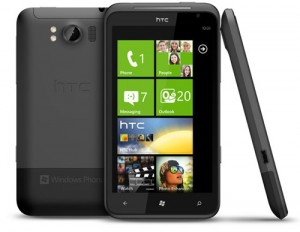 htc titan II windows smartphone